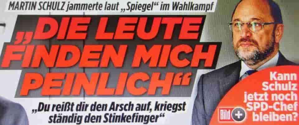 keine demokratie in deutschland